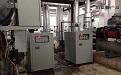 冷凝器自动清洗系统