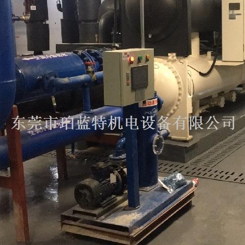 冷凝器自动在线清洗系统装置