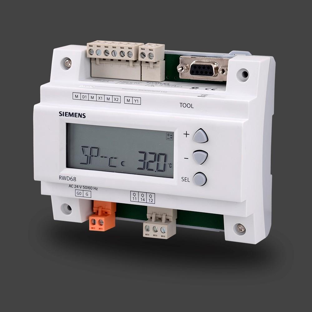 西门子RWD68西门子通用控制器