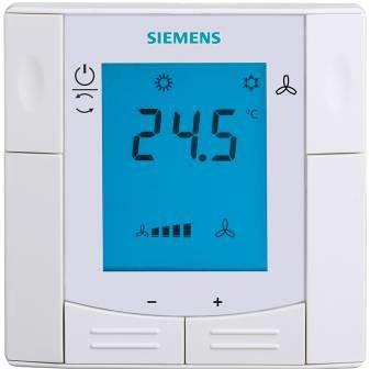 西门子RDF340温控