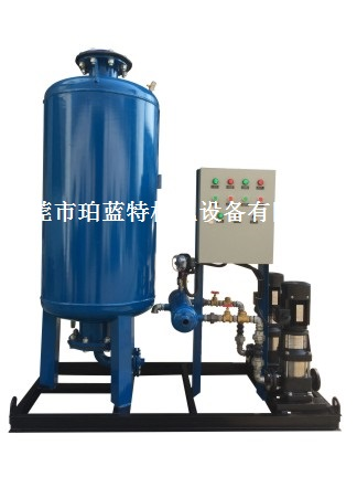 珀蓝特智能型定压补水排气装置