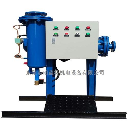 珀蓝特微晶旁流水处理器