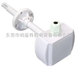 管道式0-5V电压温湿变送器