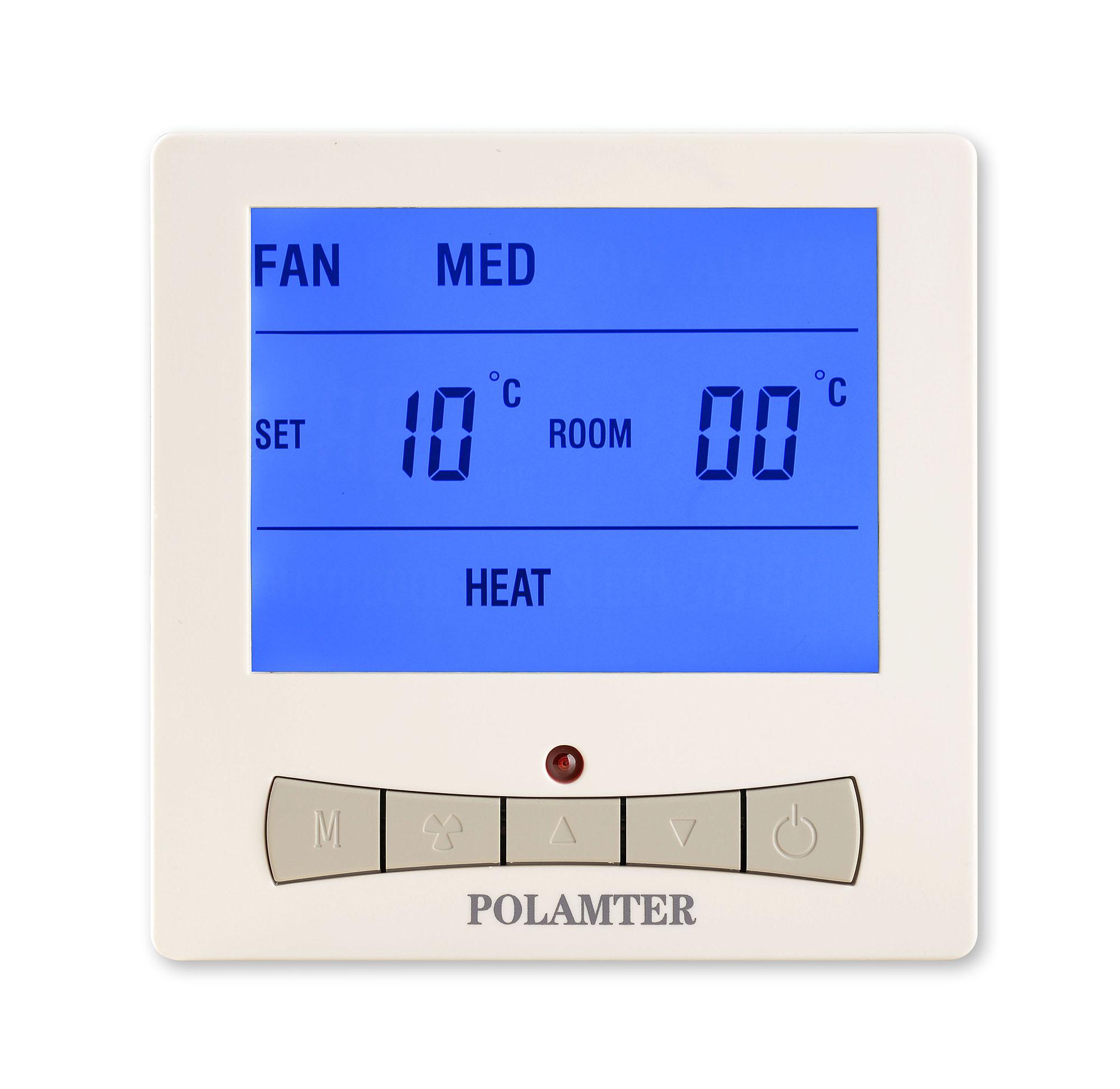 珀蓝特PL-09液晶温控器