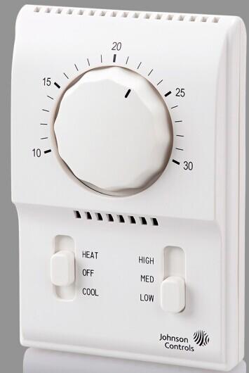 江森T2000系列风机盘管温控器