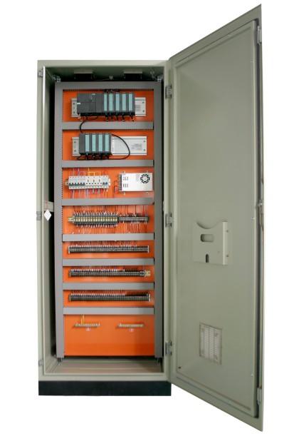 珀蓝特PLC控制柜