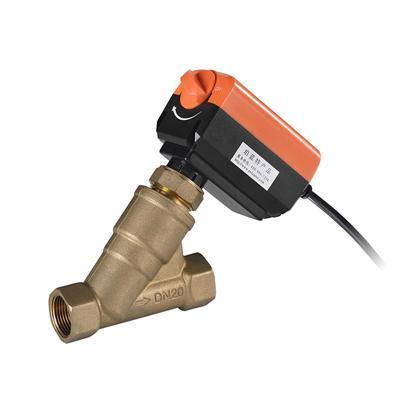 珀蓝特PLT2200动态电动平衡二通阀