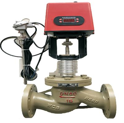珀蓝特RVB-7000型 电动温控调节阀