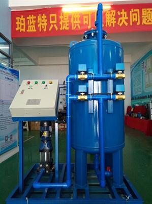 珀蓝特冷却水处理机组