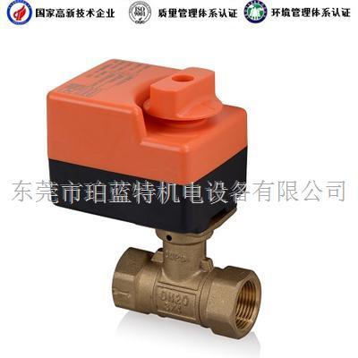 珀蓝特DQ-600排污电动球阀